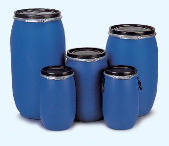 Bidones bidones tapa ballesta for Bidones de 1000 litros